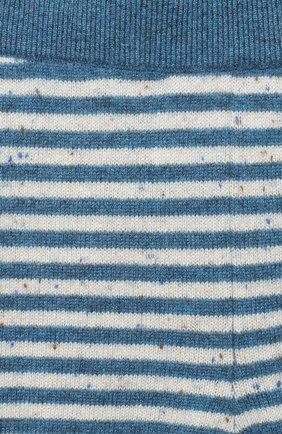 Детские кашемировые брюки LES LUTINS PARIS синего цвета, арт. 20H057/MATHIS | Фото 3