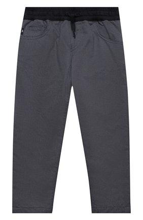 Детские джинсы EMPORIO ARMANI синего цвета, арт. 6H4J20/4N4ZZ   Фото 1