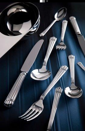 Нож обеденный aria CHRISTOFLE серебряного цвета, арт. 00022009 | Фото 2