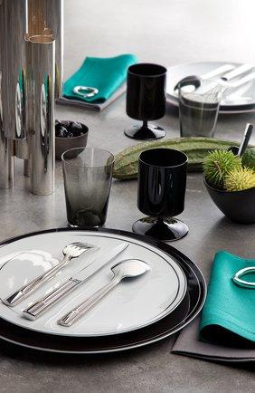 Ложка кофейная hudson CHRISTOFLE серебряного цвета, арт. 02453036 | Фото 2