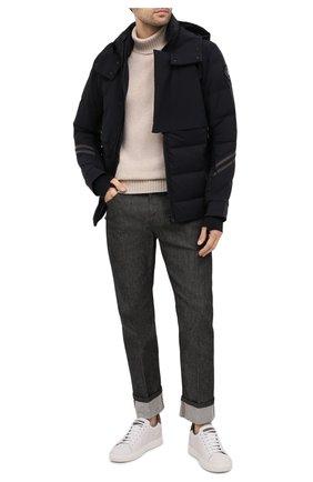 Мужская пуховая куртка hybridge cw element CANADA GOOSE черного цвета, арт. 2733MB | Фото 2 (Рукава: Длинные; Материал подклада: Синтетический материал; Длина (верхняя одежда): Короткие; Материал внешний: Синтетический материал; Мужское Кросс-КТ: Верхняя одежда, Пуховик-верхняя одежда, пуховик-короткий; Стили: Кэжуэл; Кросс-КТ: Пуховик, Куртка)