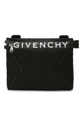 Мужская текстильная сумка spectre GIVENCHY черного цвета, арт. BK507QK0YM | Фото 1