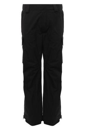 Мужской брюки-карго MONCLER GRENOBLE черного цвета, арт. F2-097-2A705-40-53066 | Фото 1