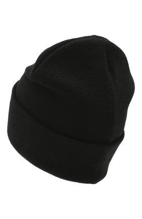 Мужская шапка COMME DES FUCKDOWN черного цвета, арт. CDFA500 | Фото 2