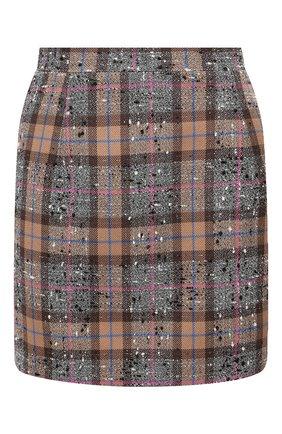 Женская юбка ALESSANDRA RICH разноцветного цвета, арт. FAB1441-F2947 | Фото 1