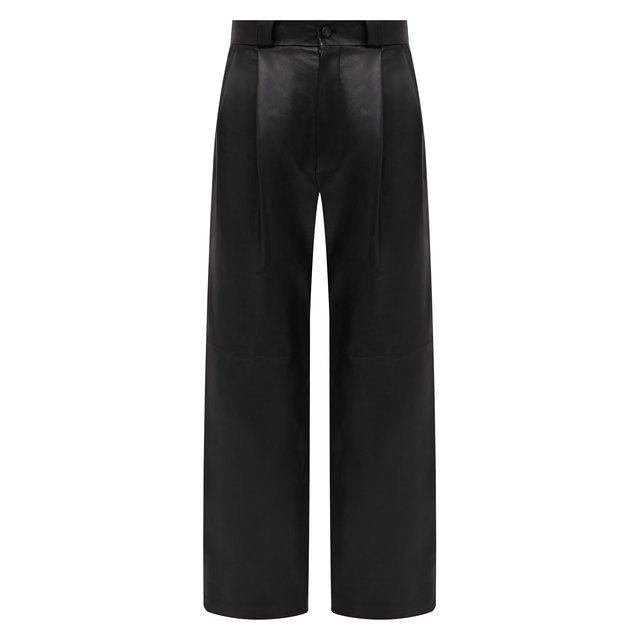 Кожаные брюки Twins Florence