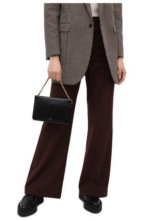 Женская сумка cross 3 GIVENCHY черного цвета, арт. BB50A7B07L | Фото 2