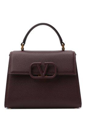 Женская сумка valentino garavani vsling VALENTINO бордового цвета, арт. UW0B0F53/KGW | Фото 1