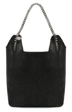 Женский сумка-тоут STELLA MCCARTNEY черного цвета, арт. 700107/W8719 | Фото 1