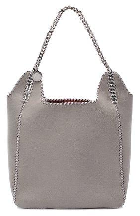 Женский сумка-тоут STELLA MCCARTNEY светло-серого цвета, арт. 700107/W8719 | Фото 1