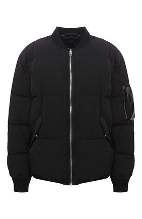 Женский пуховая куртка TANAKA черного цвета, арт. ST-25 | Фото 1