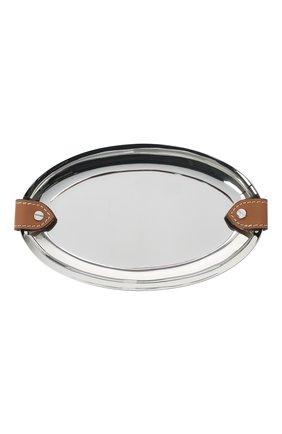 Мужского поднос wyatt RALPH LAUREN серебряного цвета, арт. 680681511001 | Фото 1