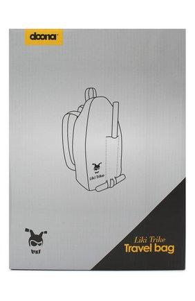 Детская сумка для путешествий liki trike SIMPLE PARENTING черного цвета, арт. SP551-99-001-000 | Фото 1