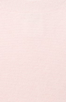 Детские кашемировые ползунки LES LUTINS PARIS светло-розового цвета, арт. 20H051/CESAR   Фото 3
