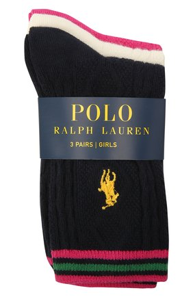 Комплект из трех пар носков | Фото №1