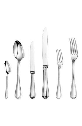 Набор из 36 предметов spatours CHRISTOFLE серебряного цвета, арт. 00012836 | Фото 1