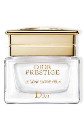 Концентрат для глаз dior prestige DIOR бесцветного цвета, арт. F065751000   Фото 1