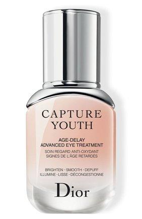 Средство для ухода за кожей вокруг глаз capture youth DIOR бесцветного цвета, арт. C099600163   Фото 1