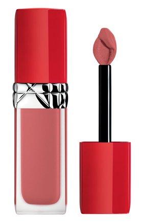 Женская жидкая помада для губ rouge dior ultra care liquid, 459 цветок DIOR бесцветного цвета, арт. C010400459   Фото 1