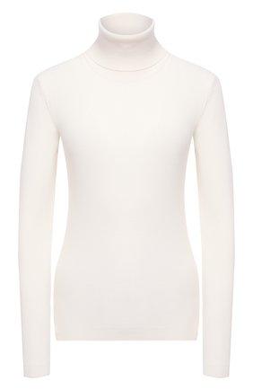 Женская шерстяная водолазка DOLCE & GABBANA белого цвета, арт. FX873T/JAVYM | Фото 1