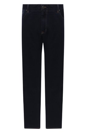 Мужские джинсы CORTIGIANI синего цвета, арт. 913510/S500/0000/6720/60-70 | Фото 1