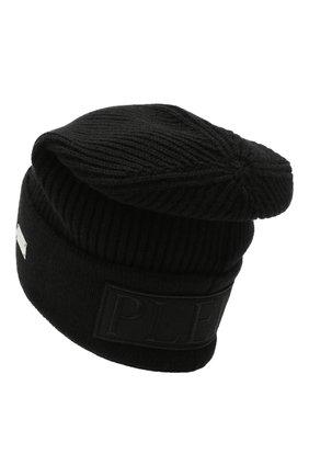 Мужская шапка PHILIPP PLEIN черного цвета, арт. A20A MAC0588 PKN002N | Фото 2