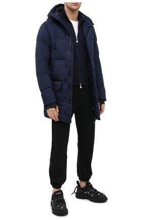 Мужская пуховик armstrong CANADA GOOSE темно-синего цвета, арт. 5088M | Фото 2
