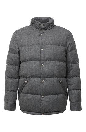Мужская пуховая куртка monashee MONCLER серого цвета, арт. F2-091-1B543-00-54272 | Фото 1