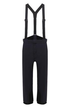 Мужской утепленные брюки MONCLER GRENOBLE темно-синего цвета, арт. F2-097-2A602-40-539WX | Фото 1