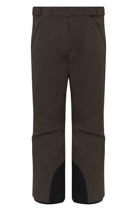 Мужские утепленные брюки MONCLER GRENOBLE зеленого цвета, арт. F2-097-2A603-40-53066 | Фото 1