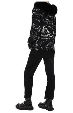 Женский кардиган PHILIPP PLEIN черного цвета, арт. F20C WKB0064 PCO031F | Фото 2