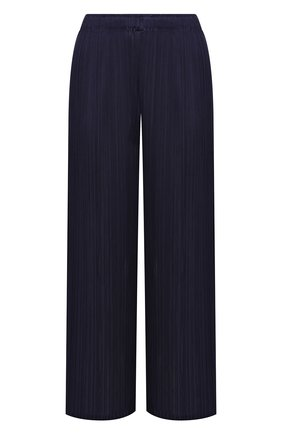 Женские брюки ISSEY MIYAKE темно-синего цвета, арт. PP08-JF493 | Фото 1