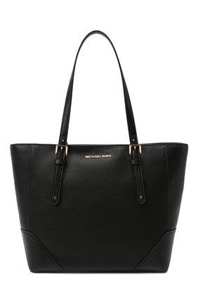 Женский сумка-тоут aria MICHAEL MICHAEL KORS черного цвета, арт. 30H9GXAT3L | Фото 1
