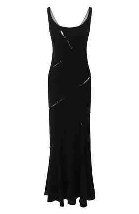 Женское платье VERSACE черного цвета, арт. A88309/A236477 | Фото 1