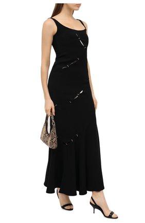 Женское платье VERSACE черного цвета, арт. A88309/A236477 | Фото 2