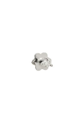 Женские моносерьга METIER BY TOMFOOLERY серебряного цвета, арт. ST-PET-WG-DIA-SC   Фото 1
