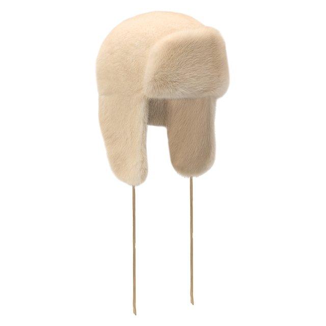 Шапка-ушанка из меха норки Френки FurLand