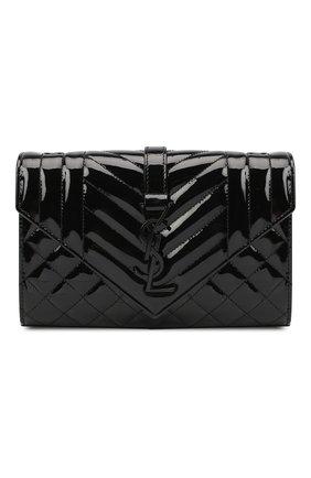 Женская сумка classic SAINT LAURENT черного цвета, арт. 600195/0UFV8   Фото 1