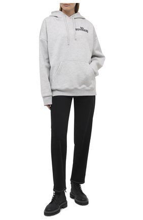 Женская худи IRO серого цвета, арт. WP14CLAVA | Фото 2