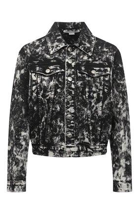 Женская джинсовая куртка STELLA MCCARTNEY серого цвета, арт. 601504/S0H22   Фото 1