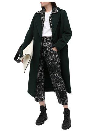 Женская джинсовая куртка STELLA MCCARTNEY серого цвета, арт. 601504/S0H22   Фото 2