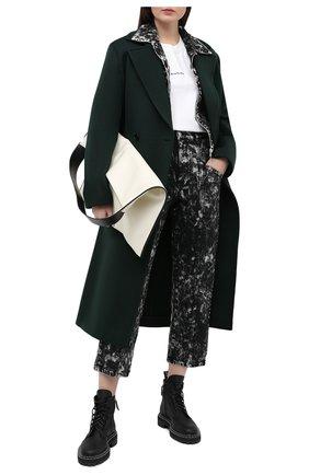 Женские джинсы STELLA MCCARTNEY серого цвета, арт. 602210/S0H22 | Фото 2