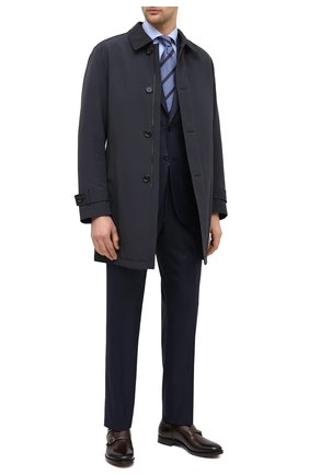 Мужские кожаные монки SILVANO SASSETTI коричневого цвета, арт. S151124507XBUTTMARR | Фото 2