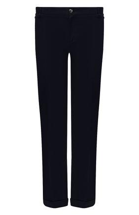 Мужские хлопковые брюки ZILLI темно-синего цвета, арт. M0U-D0180-LUCC1/R001/AMIS | Фото 1