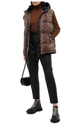 Женский жилет PHILIPP PLEIN леопардового цвета, арт. A20C WRC0069 PNY002N | Фото 2