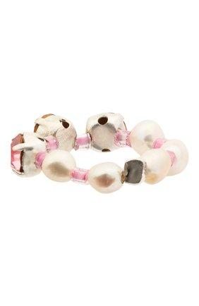 Женское кольцо бейбиринг HIAYNDERFYT разноцветного цвета, арт. 1401.9 | Фото 2