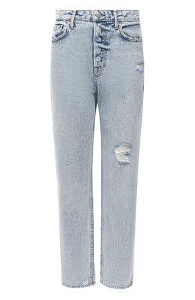 Женские джинсы GRLFRND голубого цвета, арт. GF41768501387 | Фото 1