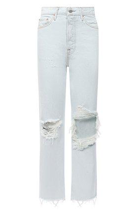 Женские джинсы GRLFRND голубого цвета, арт. GF42688691385 | Фото 1