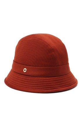 Женский кашемировая шляпа LORO PIANA бордового цвета, арт. FAL2348 | Фото 1
