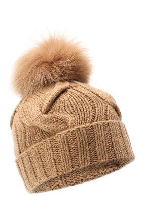 Кашемировая шапка Courchevel | Фото №1